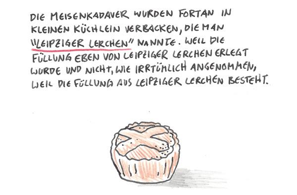 Leipziger Lerche, Ursprung