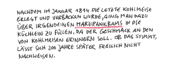 Leipziger Lerche - Füllung heute